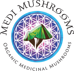Medi-Mushrooms logo
