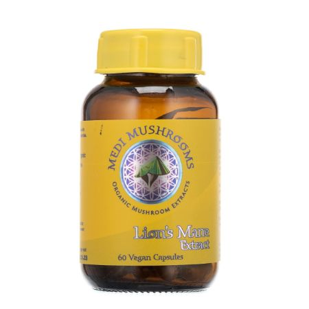Lions MAne Extract Medi Mushrooms
